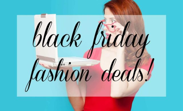The Fashionista editors have spent the past few weeks sweeping the internet and our inboxes for all the best Black Friday sales, and we thought we'd give you a head start this year and provide you.
