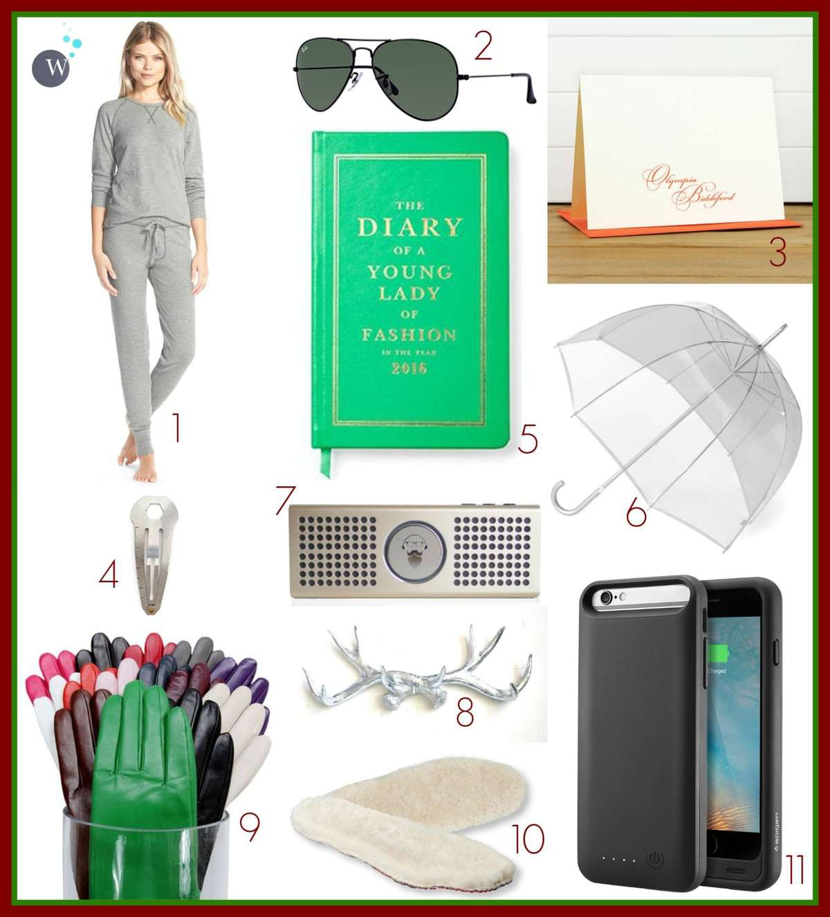 A Grown Up Christmas List: Gift Guide for the Woman over 40