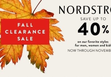 Nordstrom Fall Clearance Sale – My Picks