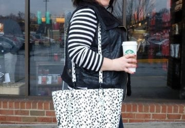 What I Wore: No Red Cups