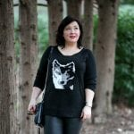 What I Wore: Cry Wolf