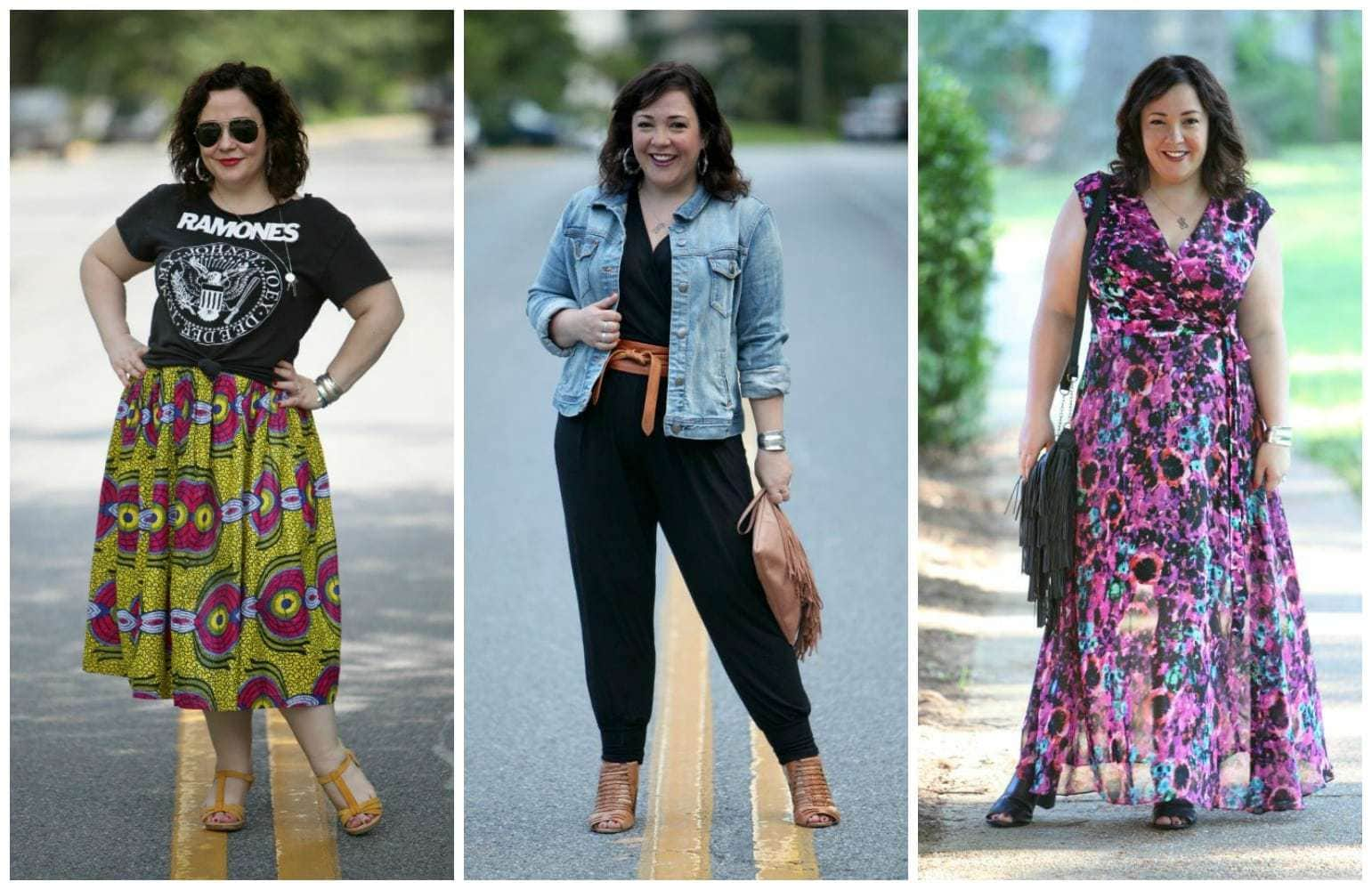 Wardrobe Oxygen Best of 2015 Summer Outfit Posts
