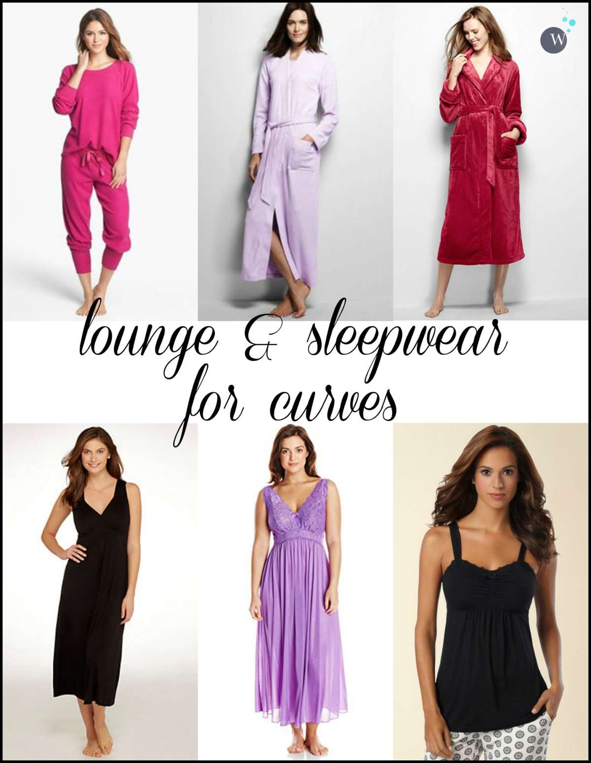 Best Loungewear and Sleepwear Large Busts and Curves c7a712f9e