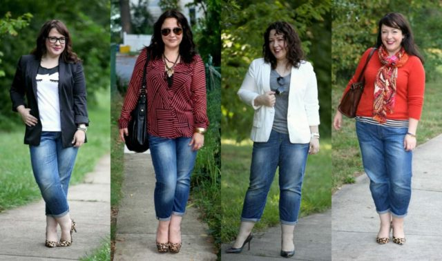gap sexy boyfriend jeans - fashion trends to retire in 2016