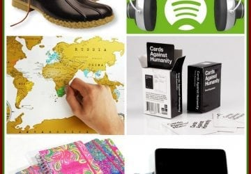 A Holiday Gift Guide For the College Student