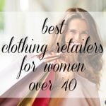 Ask Allie: Clothing Retailers for Grown Up Women