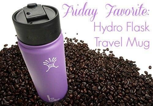 hydro flask travel mug review
