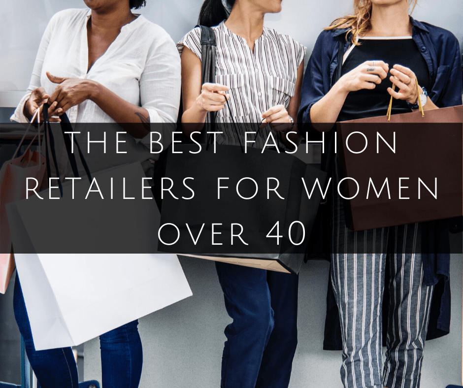 The Best Clothing Retailers For Women Over 40 Wardrobe Oxygen