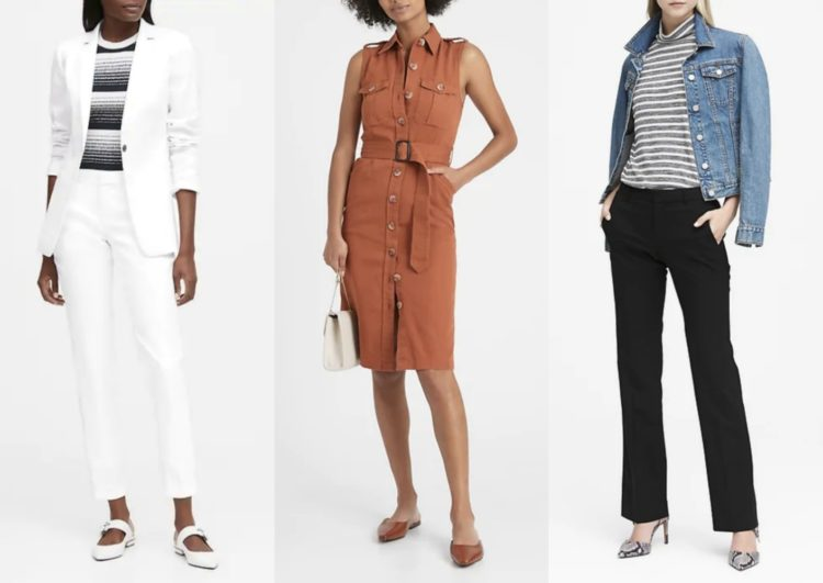 the best places to shop over 40 fashion banana republic