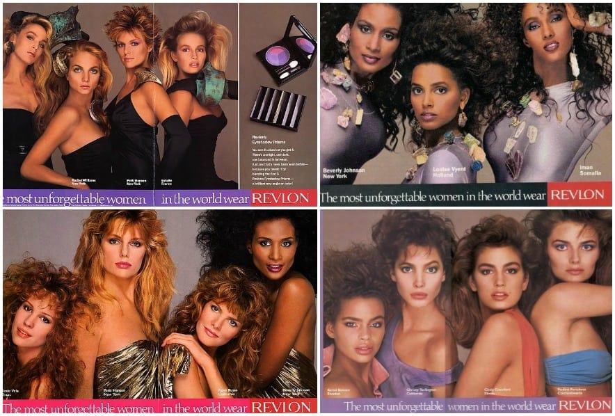 the most unforgettable women in the world wear revlon