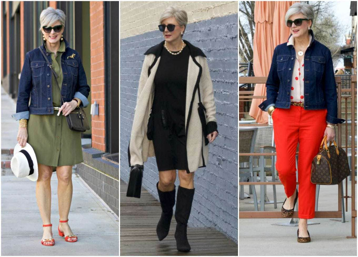 Best Fashion Blogs over 40 - Style at a Certain Age - featured by popular Washington DC over 40 fashion blogger, Wardrobe Oxygen