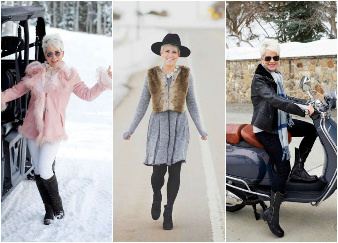 Best Over 40 Fashion Blogs - Chic Over 50 - featured by popular Washington DC over 40 fashion blogger, Wardrobe Oxygen