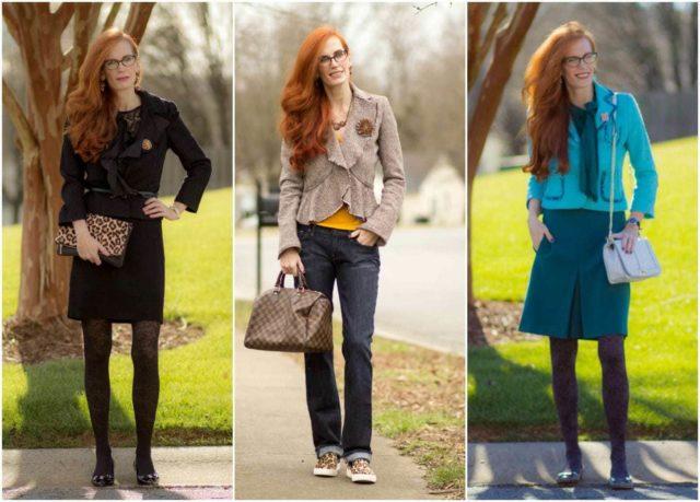 Favorite Over 40 Fashion Blogs Fashion Wardrobe Oxygen