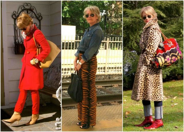 Best Over 40 Fashion Blogs - Style Nudge