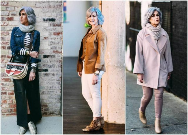 Best Over 40 Fashion Blogs - The Silver Stylist