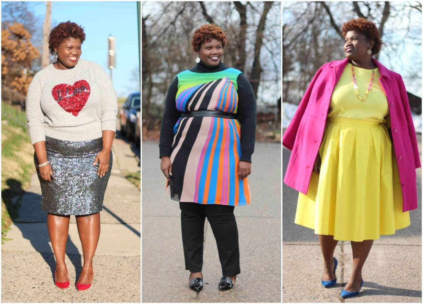 Best Over 40 Fashion Blogs - Grown and Curvy Woman - featured by popular Washington DC over 40 fashion blogger, Wardrobe Oxygen