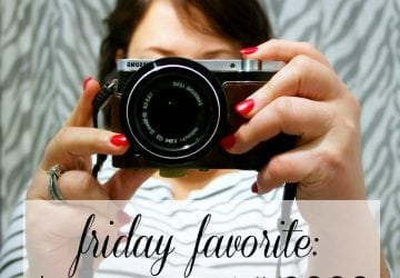 Friday Favorite: Samsung NX 3000 Camera – Perfect for Camera-Unsavvy Folks!
