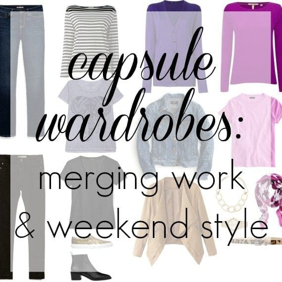 capsule wardrobe advice merge work and weekend style capsule wardrobe work weekend style