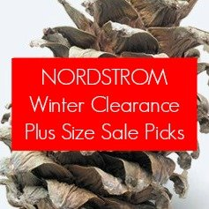 Plus Size Picks from the Nordstrom Clearance Sale