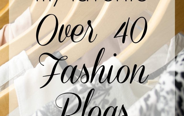 Wardrobe Oxygen - My Favorite Over 40 Fashion Blogs