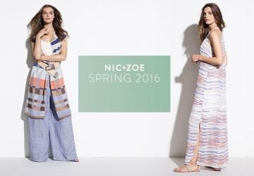 Spring Capsules, Travel, and Trends with NIC+ZOE [Sponsored]