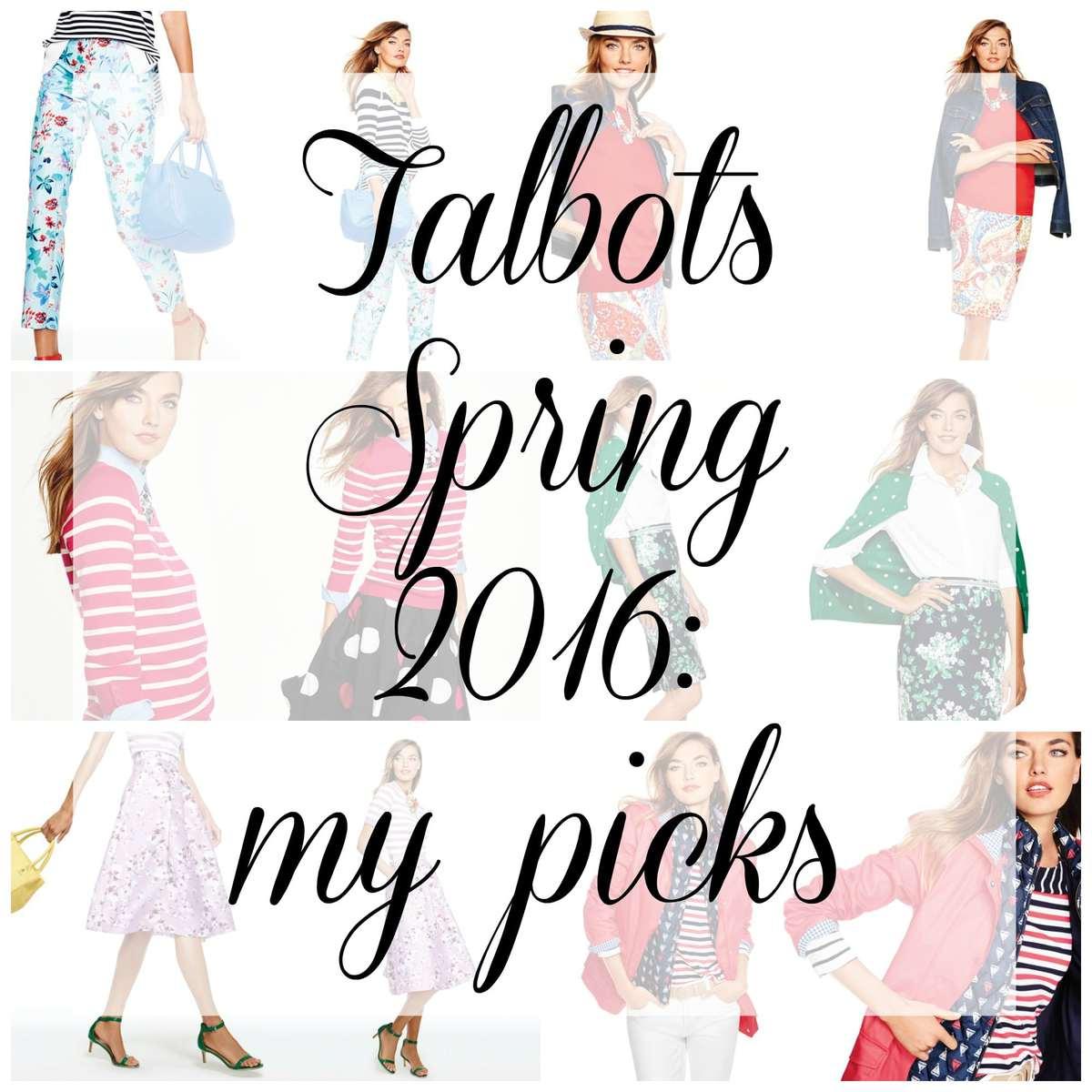 talbots spring 2016 - my picks by Wardrobe Oxygen