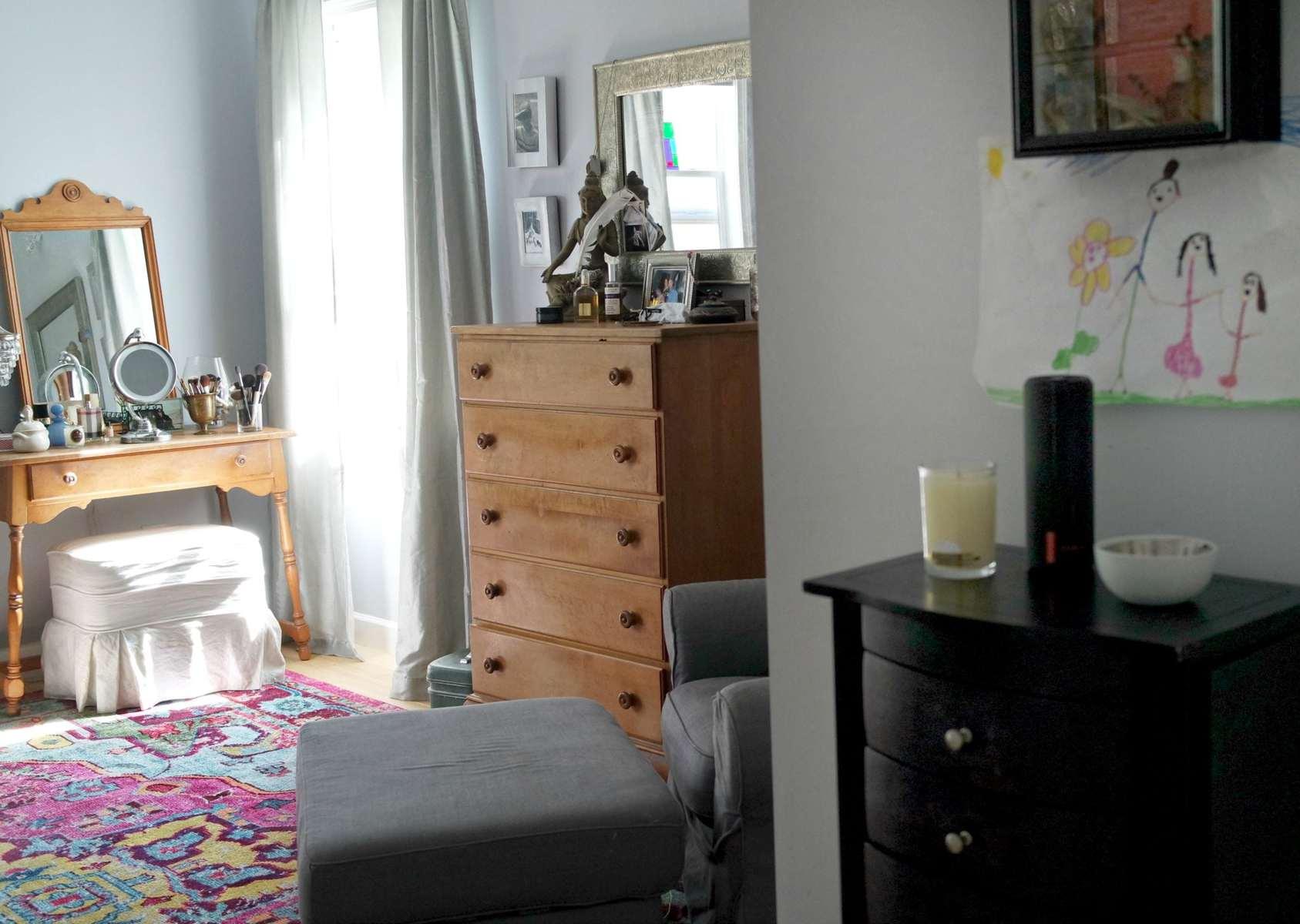 Wardrobe Oxygen: Inside my Bedroom