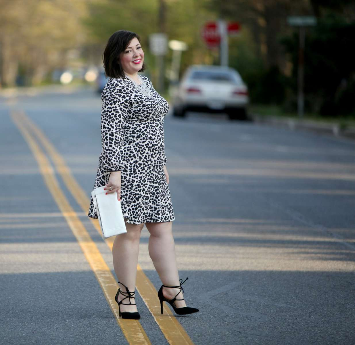 wardrobe oxygen over 40 fashion blog wearing ann taylor