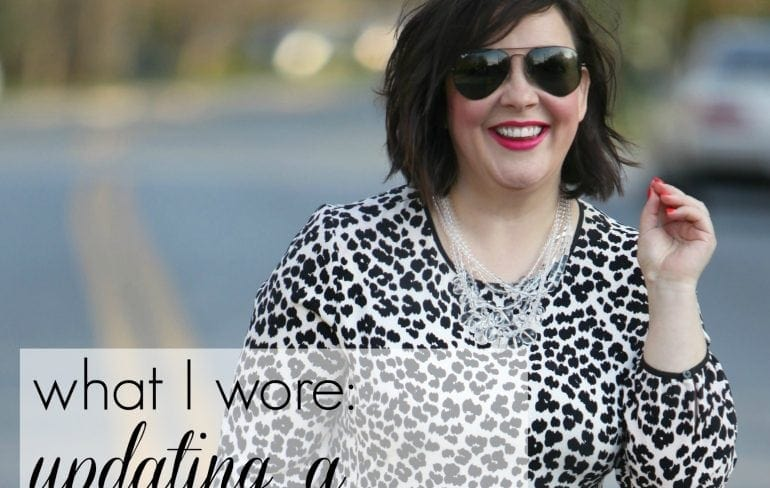 wardrobe oxygen what i wore updating a wardrobe favorite featuring payless