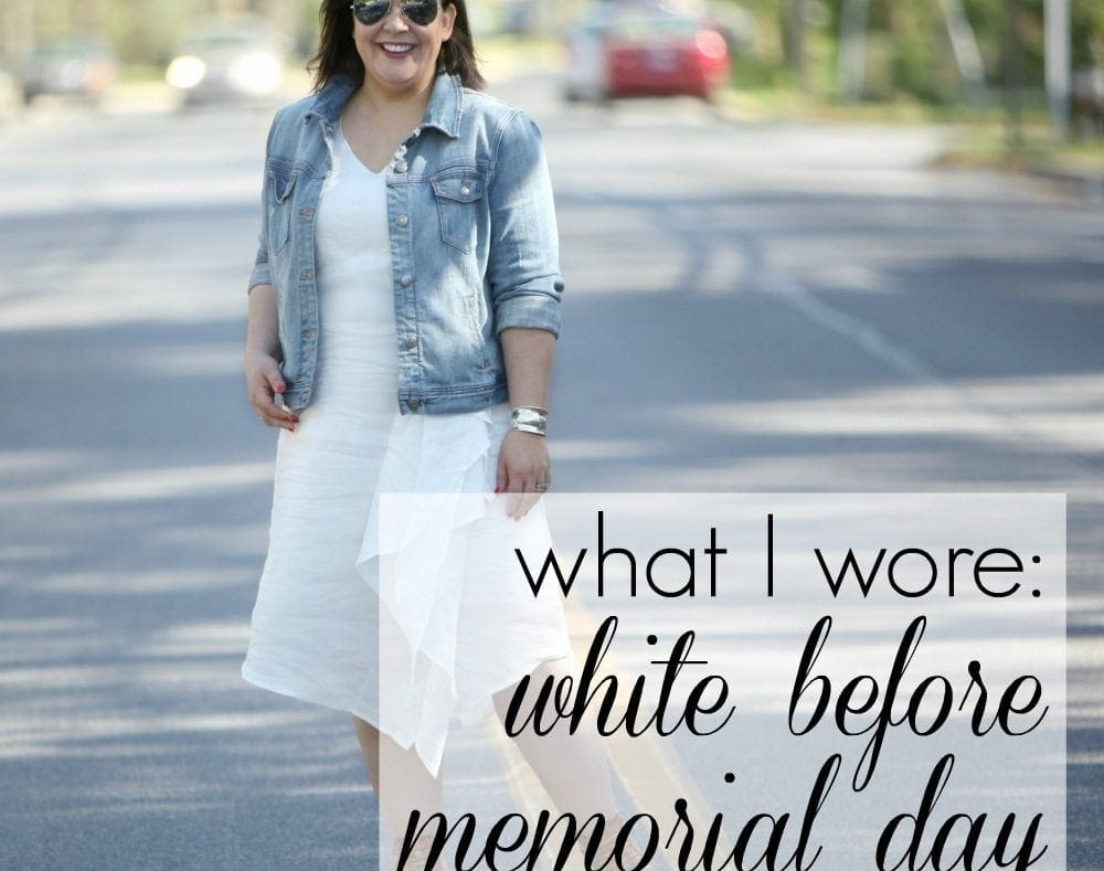 No White Shoes Bedore Memorial Day