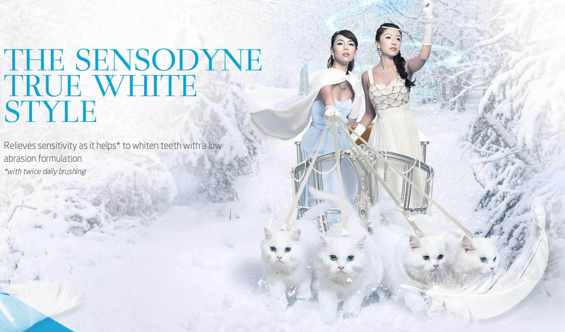 Sensodyne True White Review