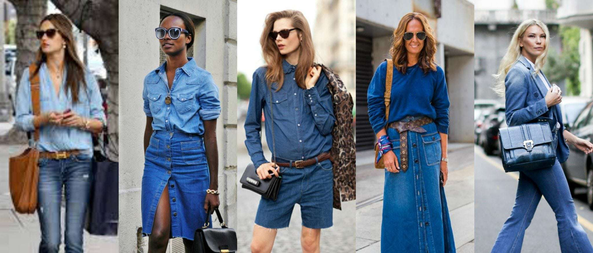 denim and chambray trend for 2016