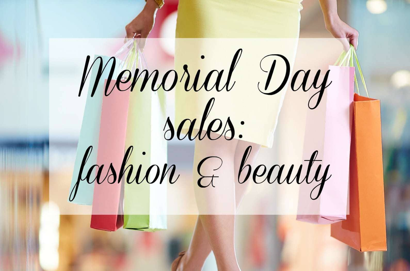 Wardrobe Oxygen - Best Memorial Day Sales of Fashion and Beauty