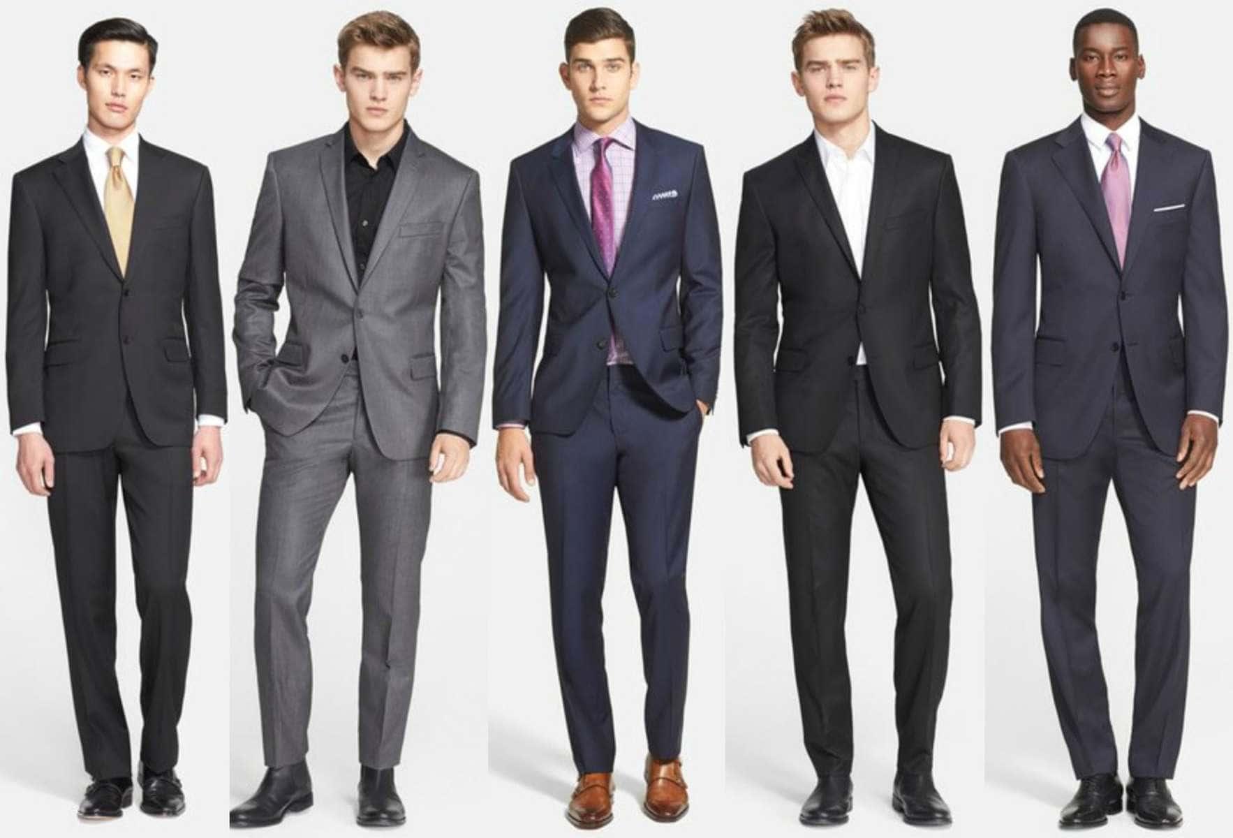mens suit shop nordstrom