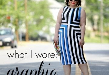 What I Wore: Graphic