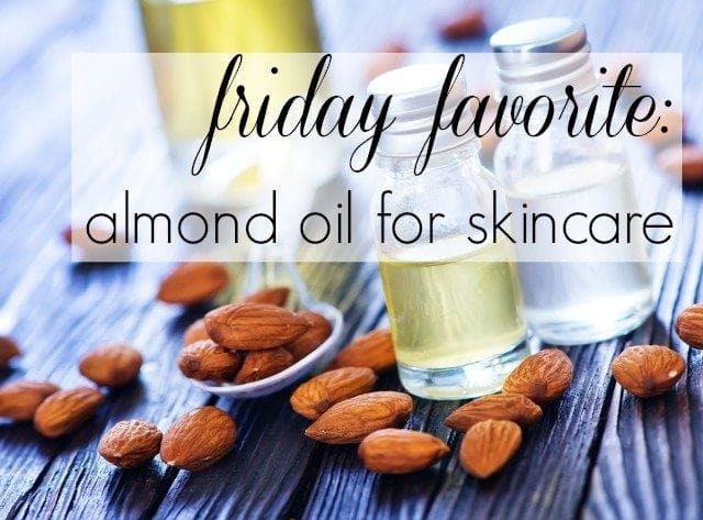 Wardrobe Oxygen: Review of almond oil and its benefits for skincare and dark circles