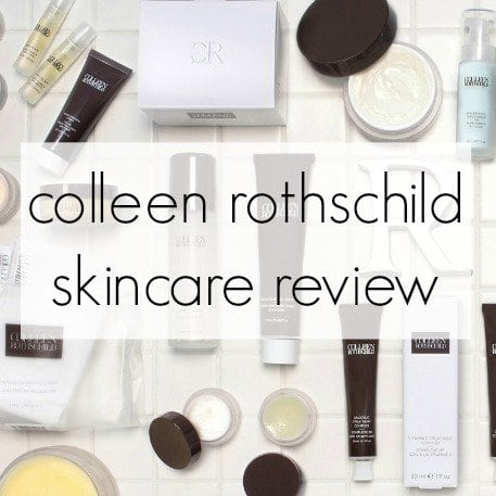 beauty review colleen rothschild - wardrobe oxygen