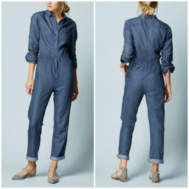 Recent fashion purchases boden edition wardrobe oxygen for Boden jumpsuit