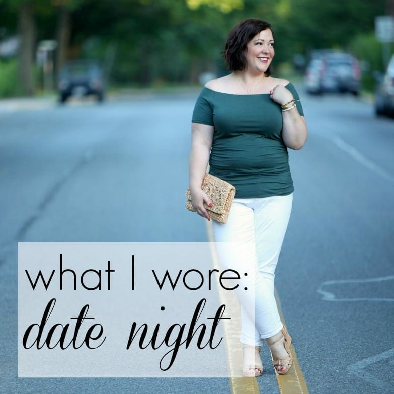 What I Wore: Date Night