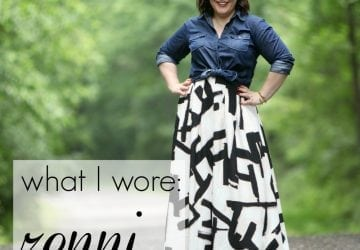 What I Wore: Zenni… and a Giveaway! [Sponsored]