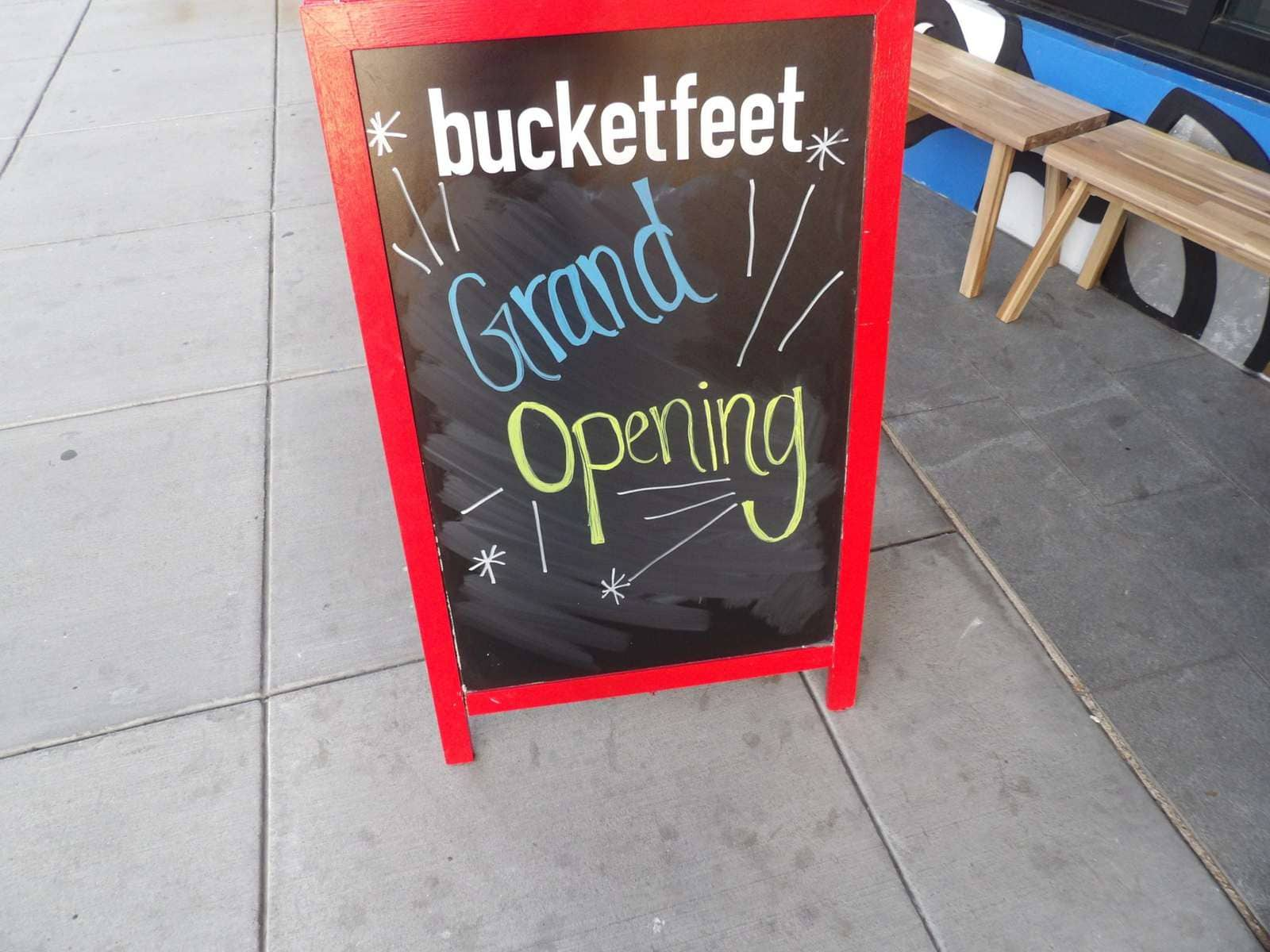 DC Bucketfeet Grand Opening Review - Jasmin Briggs for Wardrobe Oxygen
