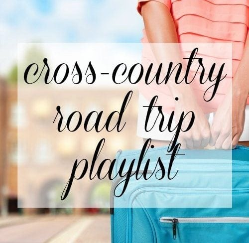 Wardrobe Oxygen - Cross Country Road Trip Playlist