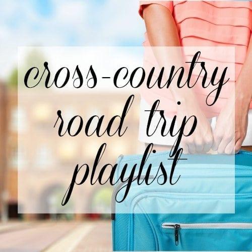Wardrobe Oxygen - Cross Country Road Trip Playlist
