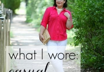 What I Wore: Casual
