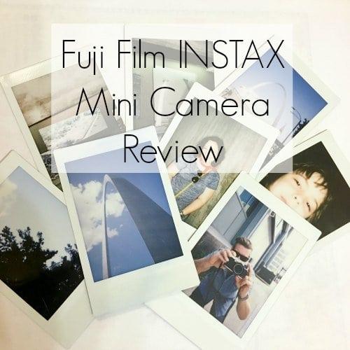 Fuji Film INSTAX Mini Camera Review