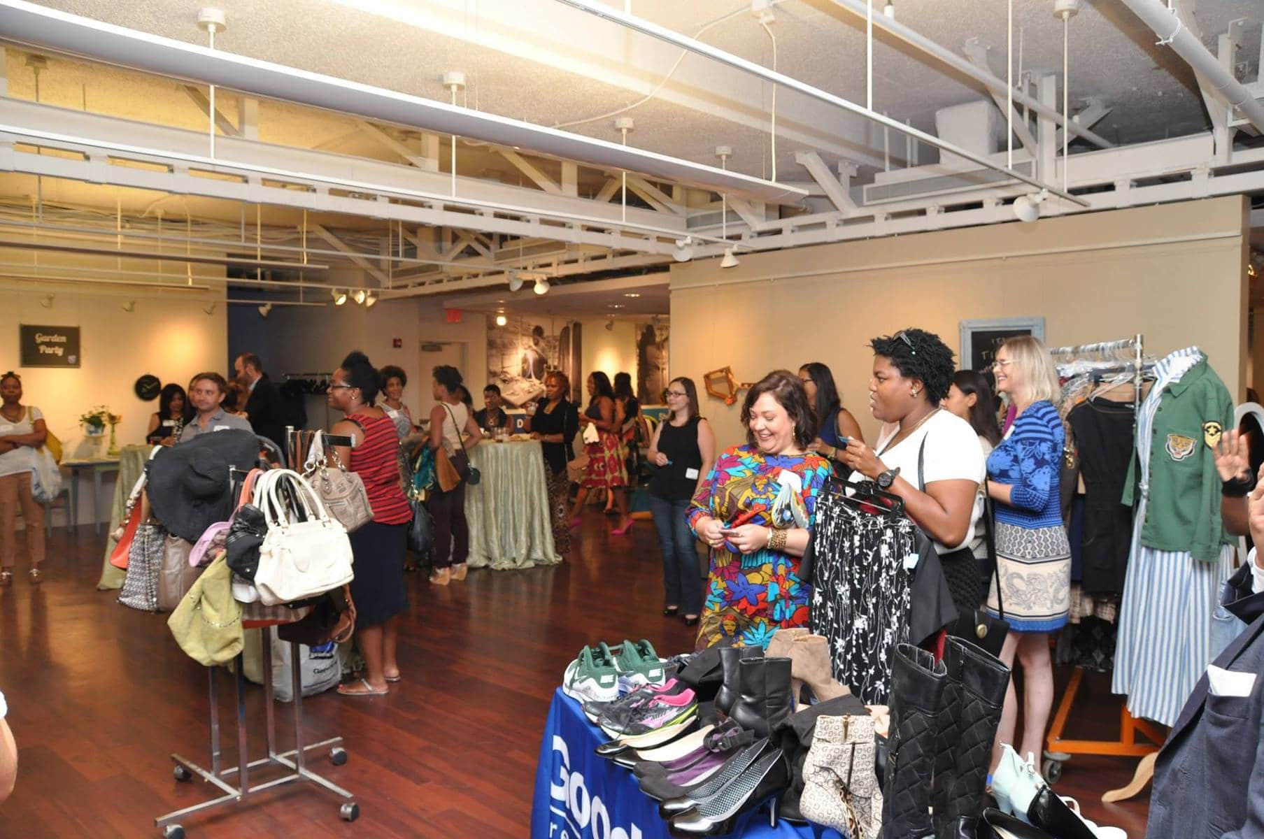 DC Goodwill Pop Up Pepco Edison Gallery 2016