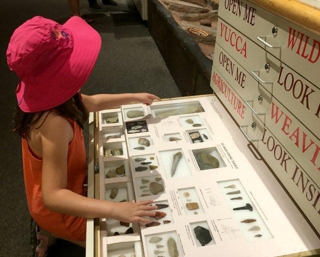 Anasazi Heritage Center Interactive Museum - Wardrobe Oxygen
