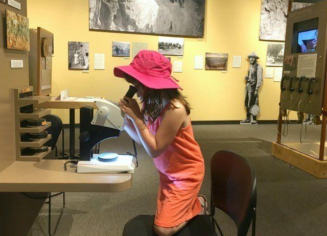 Anasazi Heritage Center Museum - Wardrobe Oxygen