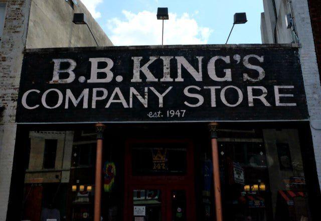 BB King Company Store Memphis Beale Street - Wardrobe Oxygen