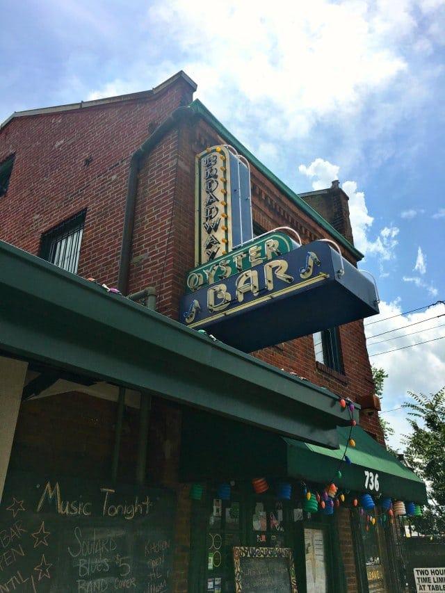 Broadway Oyster Bar St. Louis Missouri